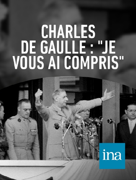 INA - Charles de Gaulle