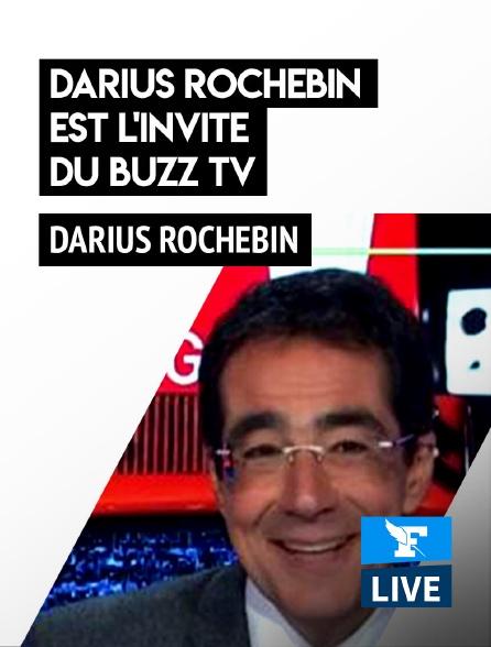 Figaro Live - Darius Rochebin est l'invité du Buzz TV