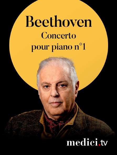 Medici - Beethoven, Concerto pour piano n°1 - Daniel Barenboim, Staatskapelle Berlin