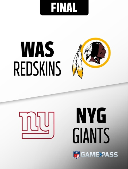 NFL 09 - Redskins - Giants