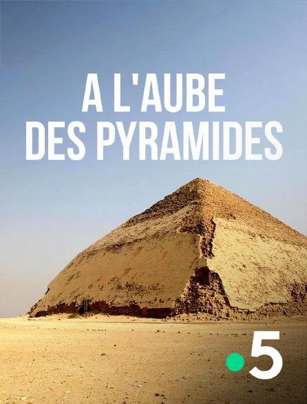 France 5 - A l'aube des pyramides