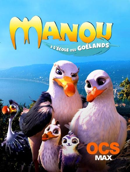 OCS - Manou à l'école des goélands