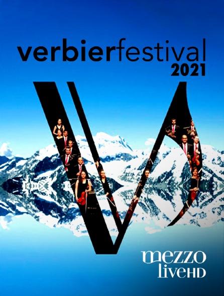 Mezzo Live HD - Festival de Verbier 2021
