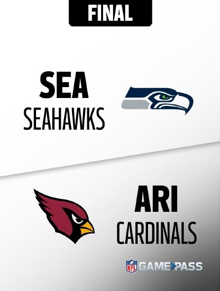 NFL 10 - Seahawks - Cardinals