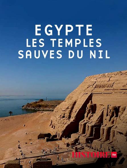 HISTOIRE TV - Egypte : les temples sauvés du Nil