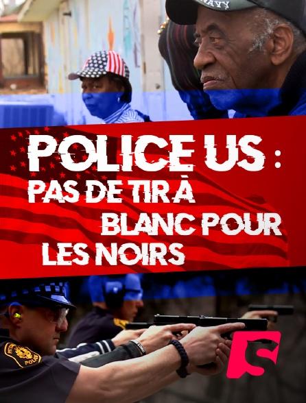 Spicee - Police US : Pas de tir à blanc pour les noirs