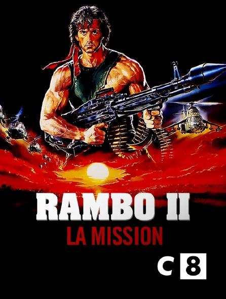 C8 - Rambo II : la mission