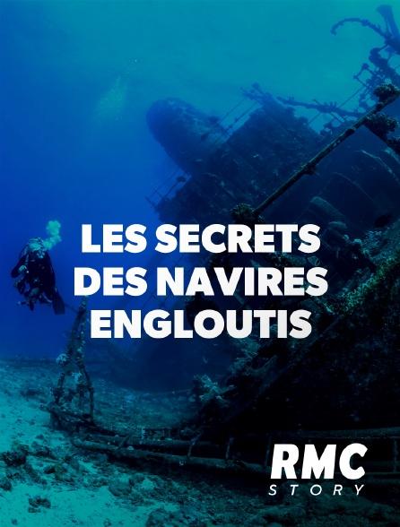 RMC Story - Les secrets des navires engloutis