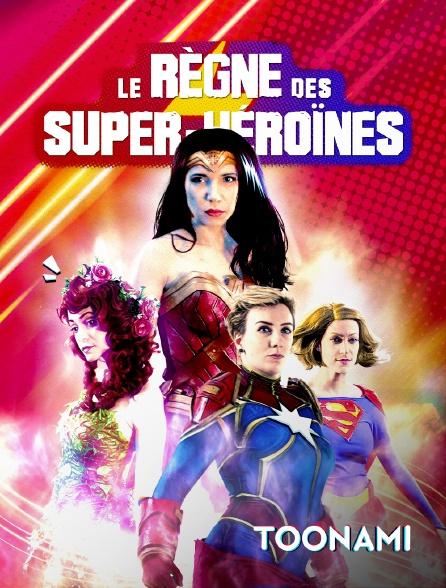 Toonami - Le Règne des Super-Héroïnes