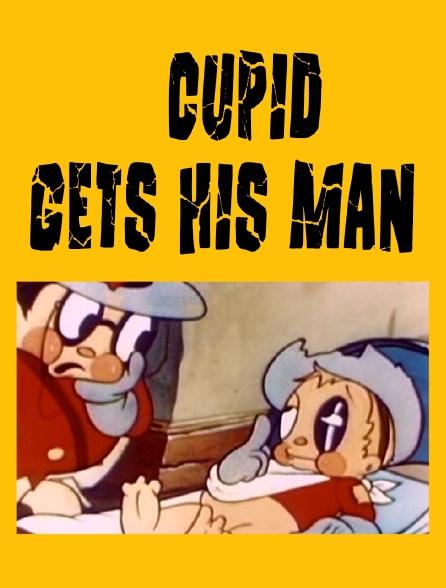 Cupid gets his man