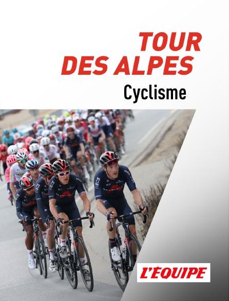 L'Equipe - Tour des Alpes