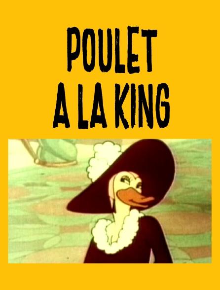 Poulet à la King