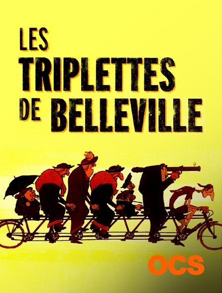 OCS - Les triplettes de Belleville