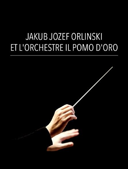 Jakub Jozef Orlinski et l'orchestre Il Pomo d'Oro