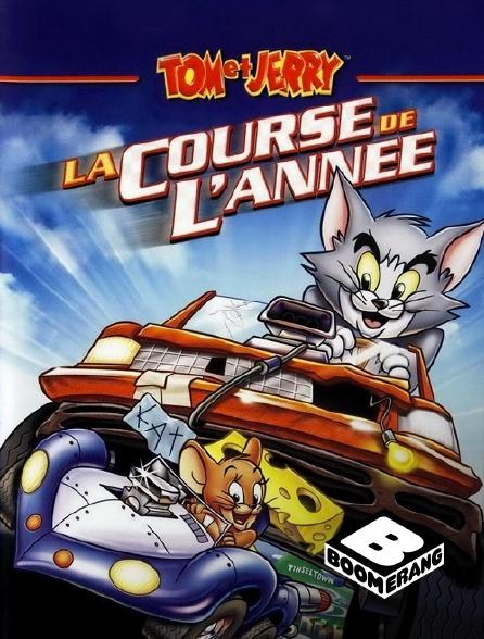 Boomerang - Tom et Jerry : la course de l'année
