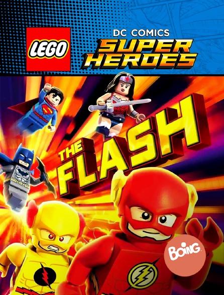 Boing - LEGO DC Comics Super Heroes : The Flash