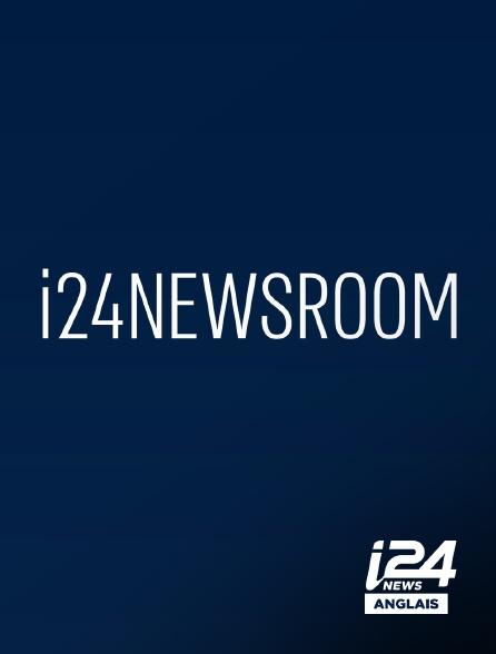 i24 News Anglais - i24 News Room