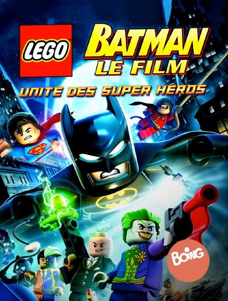 Boing - Lego Batman : le film