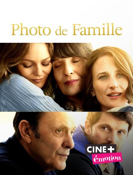 Ciné+ Emotion - Photo de famille
