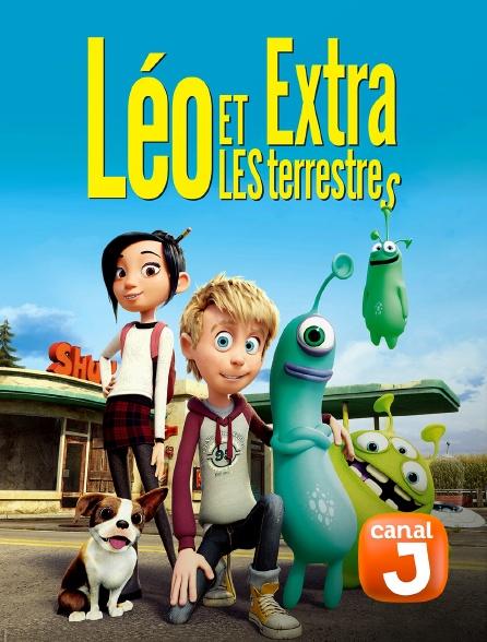 Canal J - Léo et les extraterrestres