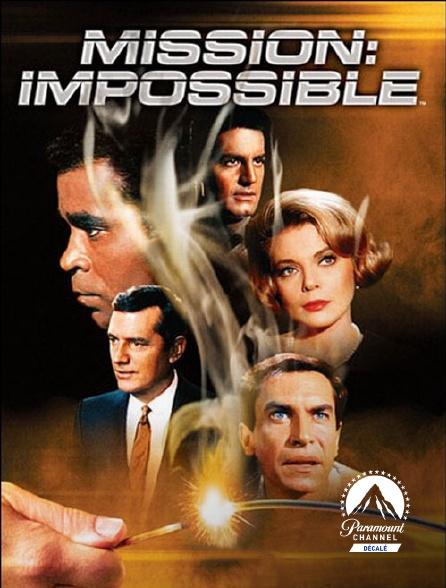 Paramount Channel Décalé - Mission impossible