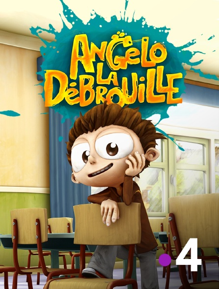 France 4 - Angelo la débrouille
