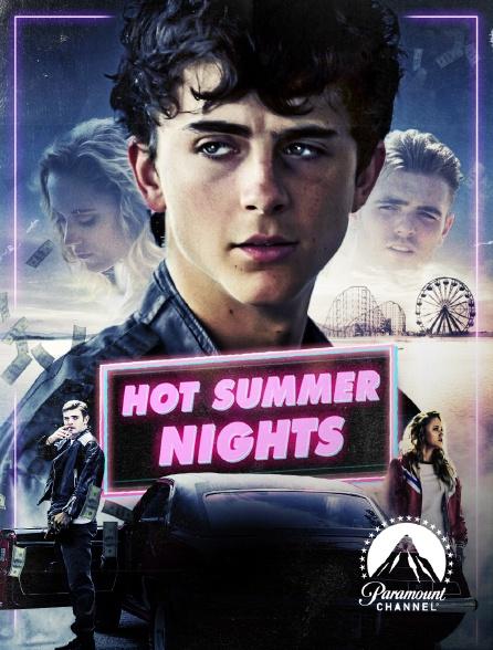 Paramount Channel - Hot summer nights