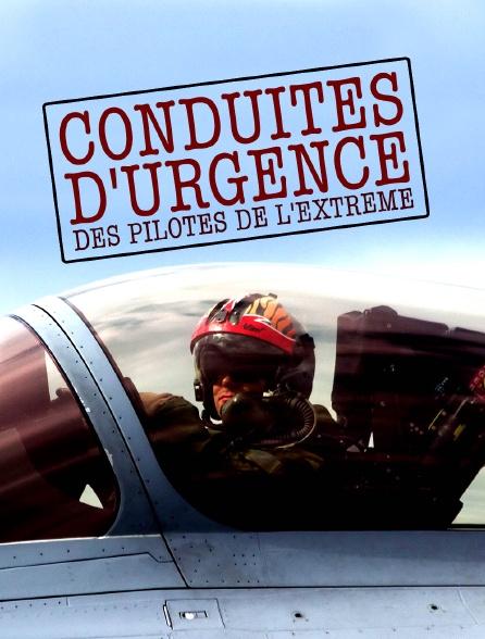 Conduites d'urgence : des pilotes de l'extrême