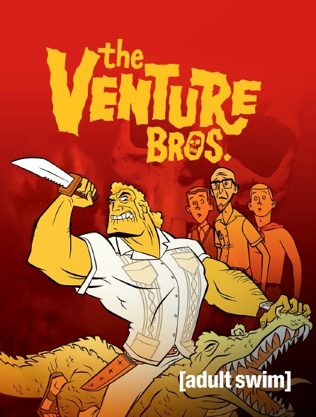 Adult Swim - The Venture Bros.