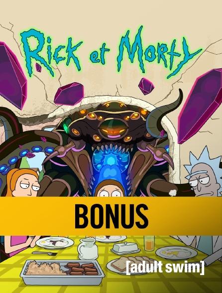Adult Swim - Rick & Morty - Bonus