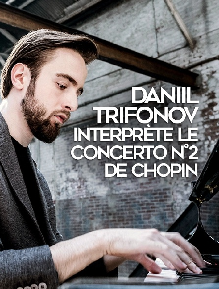 """Daniil Trifonov interprète le """"Concerto n°2"""" de Chopin"""