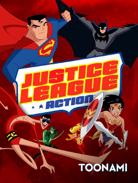 Toonami - Justice League : Action
