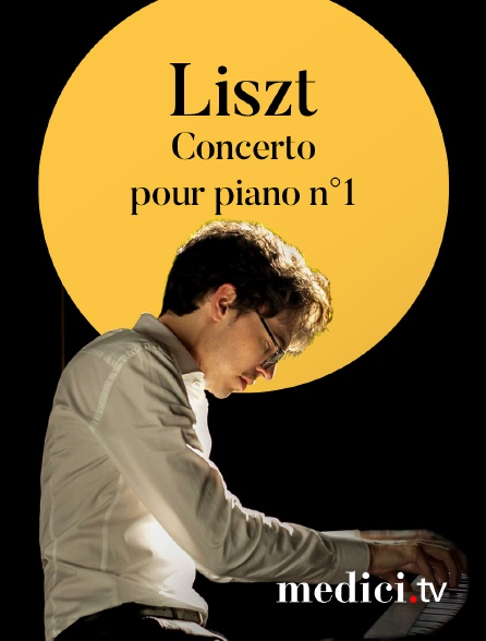 Medici - Liszt, Concerto pour piano n°1 - Lucas Debargue, Tugan Sokhiev, Orchestre National du Capitole de Toulouse - Philharmonie de Paris