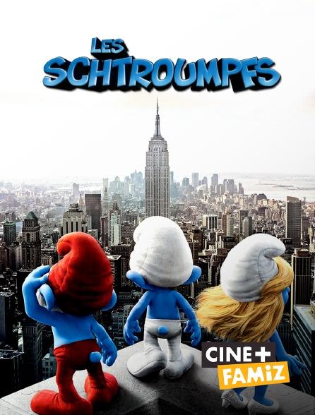 Ciné+ Famiz - Les Schtroumpfs