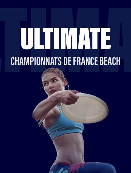 Championnats de France d'Ultimate Beach