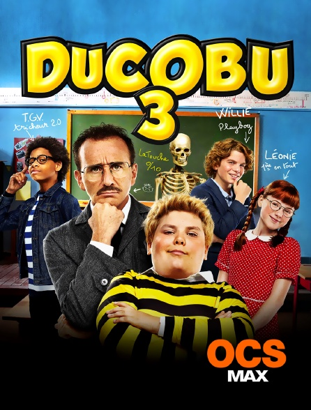 OCS Max - Ducobu 3
