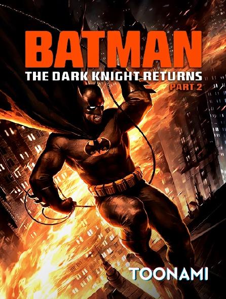 Toonami - Batman : The Dark Knight Returns, partie 2