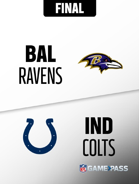 NFL 04 - Ravens - Colts