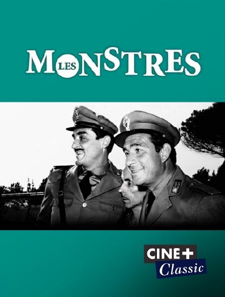 Ciné+ Classic - Les monstres