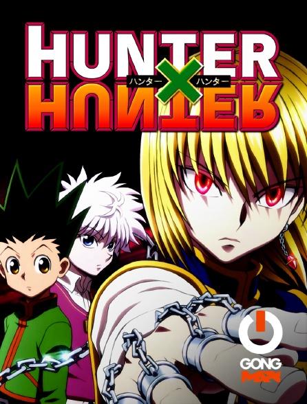 GONG Max - Hunter X Hunter