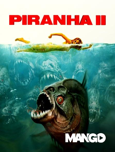 Mango - Piranha 2 : les tueurs volants