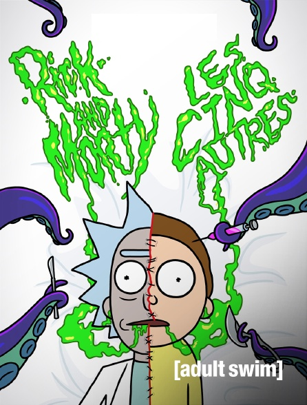 Adult Swim - Rick et Morty
