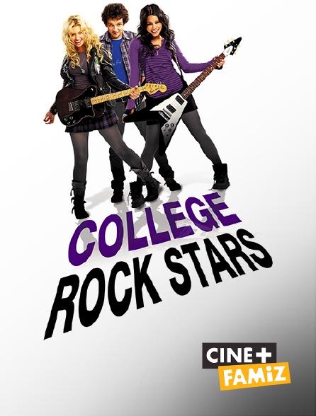 Ciné+ Famiz - College Rock Stars