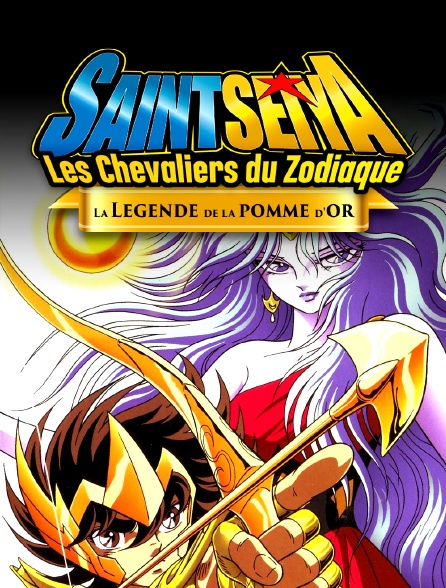 Saint Seiya - Les chevaliers du Zodiaque. Éris : La Légende de la pomme d'or