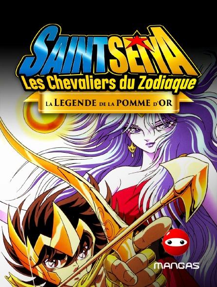 Mangas - Saint Seiya - Les chevaliers du Zodiaque. Éris : La Légende de la pomme d'or