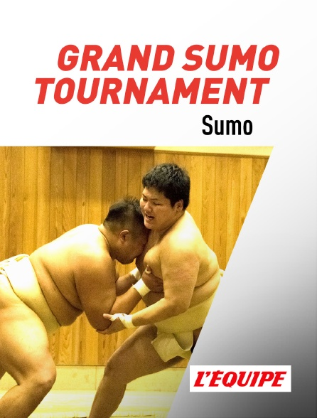 L'Equipe - Grand Sumo Tournament