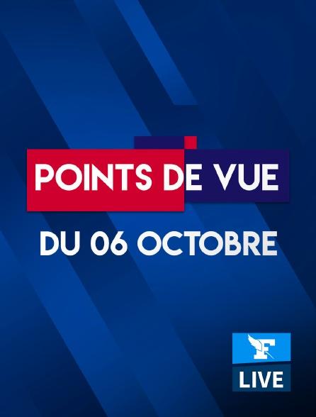 Figaro Live - Points de Vue du 6 octobre 2020