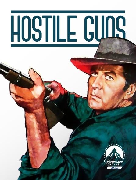 Paramount Channel Décalé - Hostile Guns