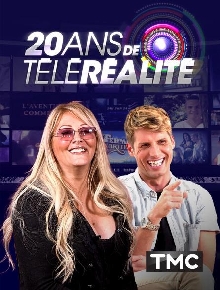 TMC - Les 20 ans de la télé-réalité