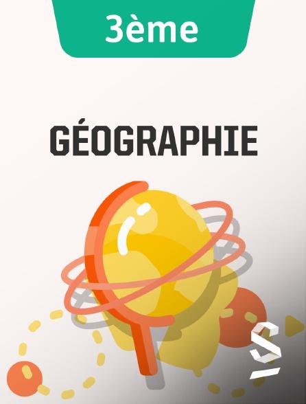 SchoolMouv - Géographie - 3ème
